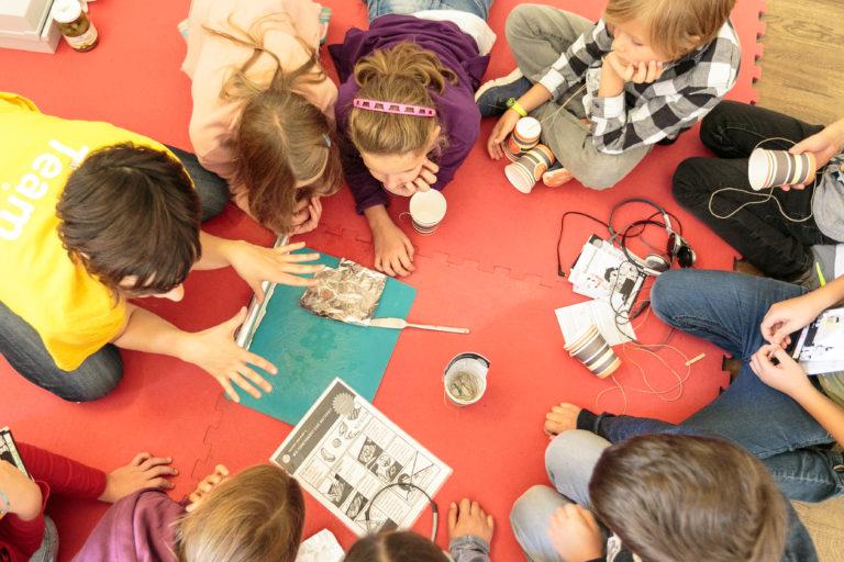Ntzlinge kennenlernen und gezielt einsetzen | Verein