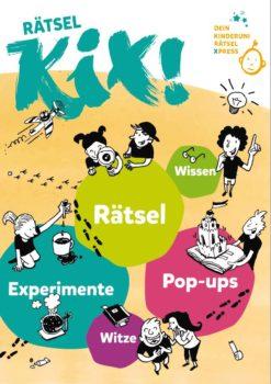 Cover Rätselkix